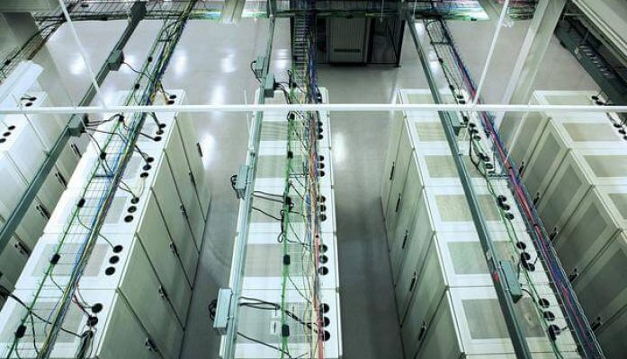 Data Center Physical Infrastructure (Enterprise Networks)